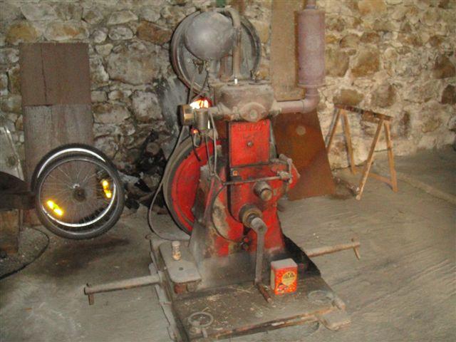 la restauration des moteurs anciens par andre mamet
